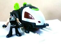 Imaginext Bane Battle Sled And Figure With Missile
