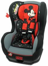 Disney Cosmo SP Luxe Baby Child Reclining Car Seat Mickey Mouse 0 - 4 Years