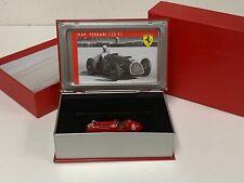1/43 Hot Wheels  LaStoria F1 Ferrari 125 #8 Winner Italian GP A.Ascari 1949 D109