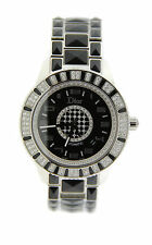 Christian Dior Christal Diamond Stainless Steel Watch CD115511M001
