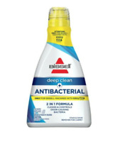 BISSELL Deep Clean Antibacterial Carpet Cleaner Eliminates Odor-Causing Bacteria