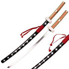 One Piece Anime Surgeon of Death Doctor Trafalgar Law Sword 41 Inches Steel