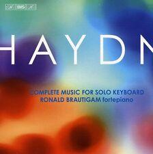 Ronald Brautigam, In - Complete Music for Solo Piano [New CD]