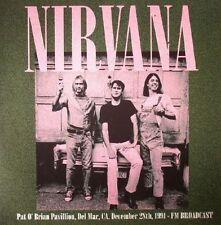 NIRVANA 'Pat O Brian Pavillion Del Mar CA December 28th 1991 FM Broadcast - LP