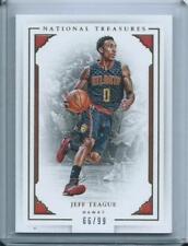 National Treasures 2015-16 Season NBA Basketball Trading Cards