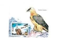 Mongolia - Birds Of Prey - Souvenir Sheet - MNH