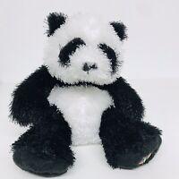 "GANZ Webkinz Panda HM111 8"" US Plush Toy Collectable No Tag"
