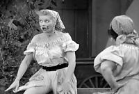 I Love Lucy Lucille Ball Grape Stomping Episode  8x10 Photo