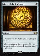 4 GLASS OF THE GUILDPACT ~mtg NM-M Ravnica Allegiance Rare x4