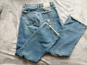 ZARA DENIM Damen Jeans Gr. 36 Neuwertig