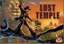Lost Temple Board Game *NEW* **FAST SHIP**