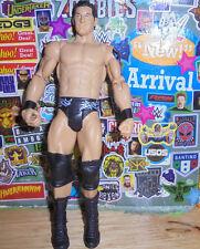 Wade Bad News Barrett WWE Mattel Basic Wrestling Figure BNB NXT Nexus Corre TNA