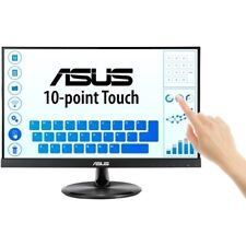 NEW ASUS VT229H Touchscreen LCD Monitor 21.5in 10 Point Touch Mntr HD