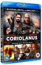 Coriolanus [Blu-ray] [DVD][Region 2]