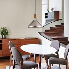 Modern Ceiling Lamp Kitchen LED Chandelier Lighting Wood Shop Pendant Lighting