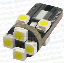 2x 8 SMD LED AMBER ORANGE INDICATOR SIGNAL TURNING SIDE LIGHT BULB T10 W5W 501