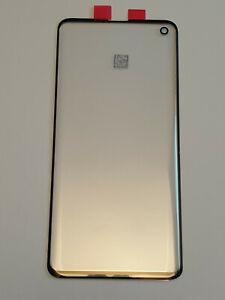 Vitre avant - écran sans tactile pour Samsung Galaxy S10