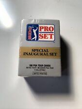 Pga Tour Pro Set, Inaugural Set, 1990, Golf, Jack Nicklaus, Arnold Palmer
