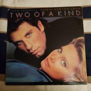 Two Of A Kind Soundtrack Lp john travolta, Olivia Newton john 1983