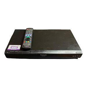 Panasonic DMR-XW380 DVD HDD Recorder Twin HD Digital Tuner Player + Remote