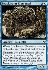 4x brackwater Elemental - - - Conflux - - - Mint