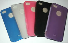 GENERIC APPLE IPHONE 4/4S GEL CASE + FREE SCREEN PROTECTOR