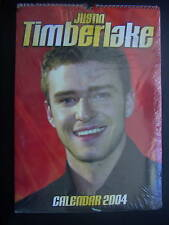 Justin Timberlake (NSYNC)/Calendar 2004 ov/Calendar