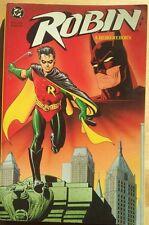 Robin: A Hero Reborn Comic Book Annual DC