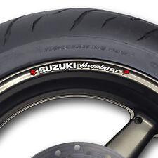Suzuki Hayabusa Rueda Llanta pegatinas Gsxr Gsx1300r 1300