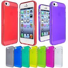 Coloré ultra thin coque arrière dur pour le Iphone 5SE x10 5 wholsale travail lot