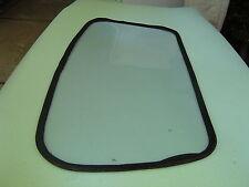 1994 - 2004 PEUGEOT 306  CABRIOLET REAR PLASTIC WINDOW REPLACEMENT