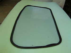 1994 - 2004 PEUGEOT 306  CABRIOLET REAR PLASTIC WINDOW REPLACEMENT