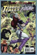 Tom Strong's Terrific Tales #2 (Mar 2002 DC) Moore Weiss [America's Best Comics]