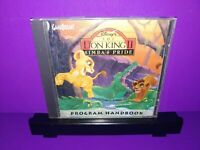 The Lion King II Simba's Pride Windows 95 PC CD ROM B446