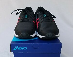 New Women's Asics Gel Quantum 180 4 Running Shoes 1022A098 Black with Laser Pink