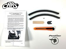 1967-1979 Pontiac 400 & 1967 428 | Rope Rear Main Bearing Seal Set | Best Gasket