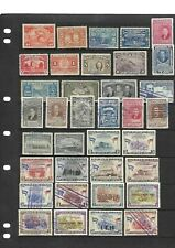 Air Stamps - Honduras - A4 stockcard - Mint & used