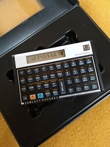 HP 15C Limited Edition Scientific Calculator