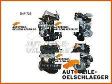 NEUER Motor RENAULT Clio new engine Motorcode D4F 728