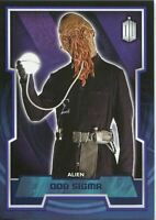 Doctor Who Signature Series Base Card #71 Ood Sigma