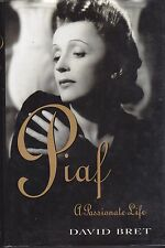 Edit Piaf-A Passionale Life Music book