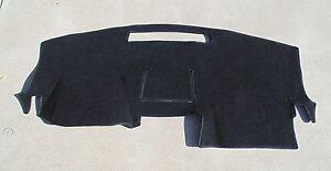 2007-2012 GMC Acadia dash cover mat dashboard pad black