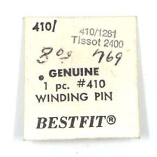 NEW OLD STOCK TISSOT 2400 WINDING PINION WATCH PART #410