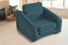 Intex Lifestyle aufblasbarer Ausziehbarer Sessel Pull-Out Chair NEU