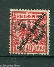 Deutsche Kolonien - DOA 8b , o , gepr.Jäschke BPP (1179)