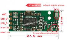 W2 Realtek RTL8188CUS 150M USB WIFI Module Wireless Network Card Adaptor Module