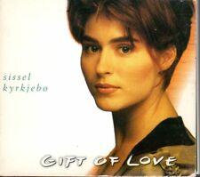CD Sissel Kyrkjebo, Gift of Love , Digipack,  Norwegen, 1992
