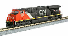 KATO 1768938 N Scale GE ES44AC Canadian National CN #2898 176-8938 NEW