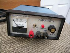 production devices regulated power supply 0-30 1A great condition w/tested u.s.a