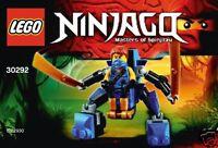 LEGO Ninjago 30292 Jay's Nano Mech *2015* Polybeutel